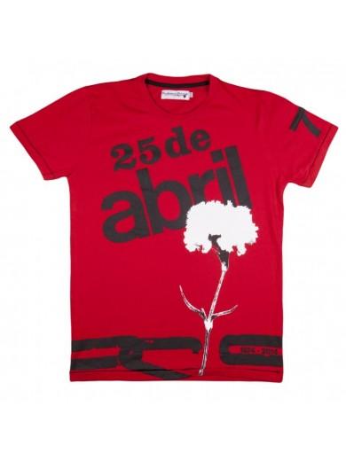 T-SHIRT 25 DE ABRIL