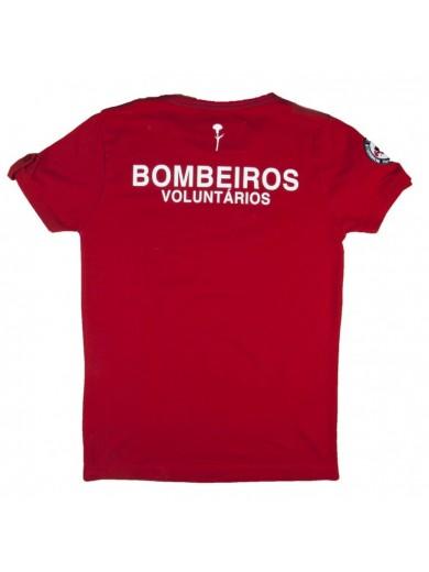 T-SHIRT BOMBEIROS