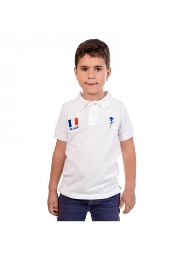 POLO FRANCE KID