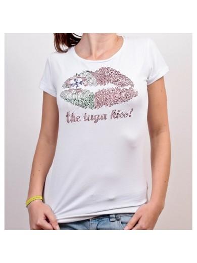 T-SHIRT TUGA KISS