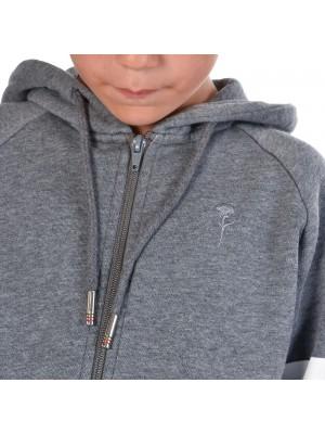 GILET BLACK COLLECTION KID