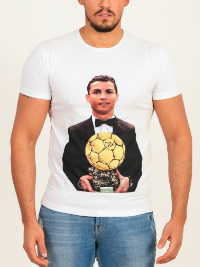 T-shirt Ballon d'or