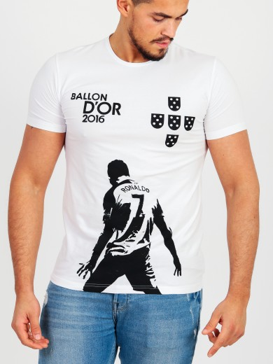 T-shirt Ballon d'or II